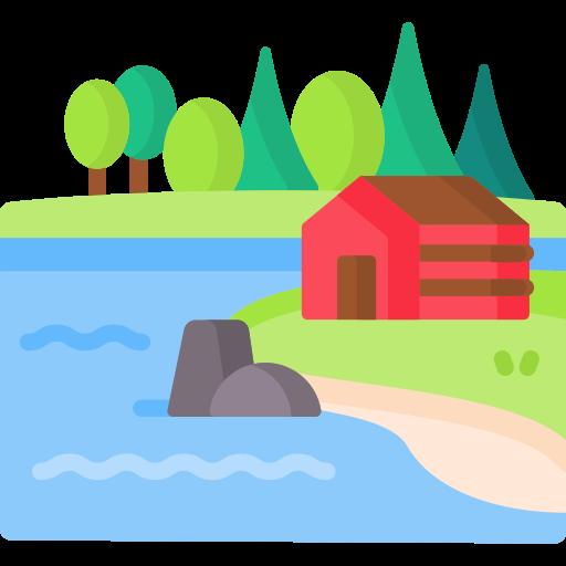 Finns i sjön
